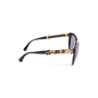 Authentic Second Hand Chanel Bijou Cat Eye Sunglasses (PSS-200-01633) - Thumbnail 3