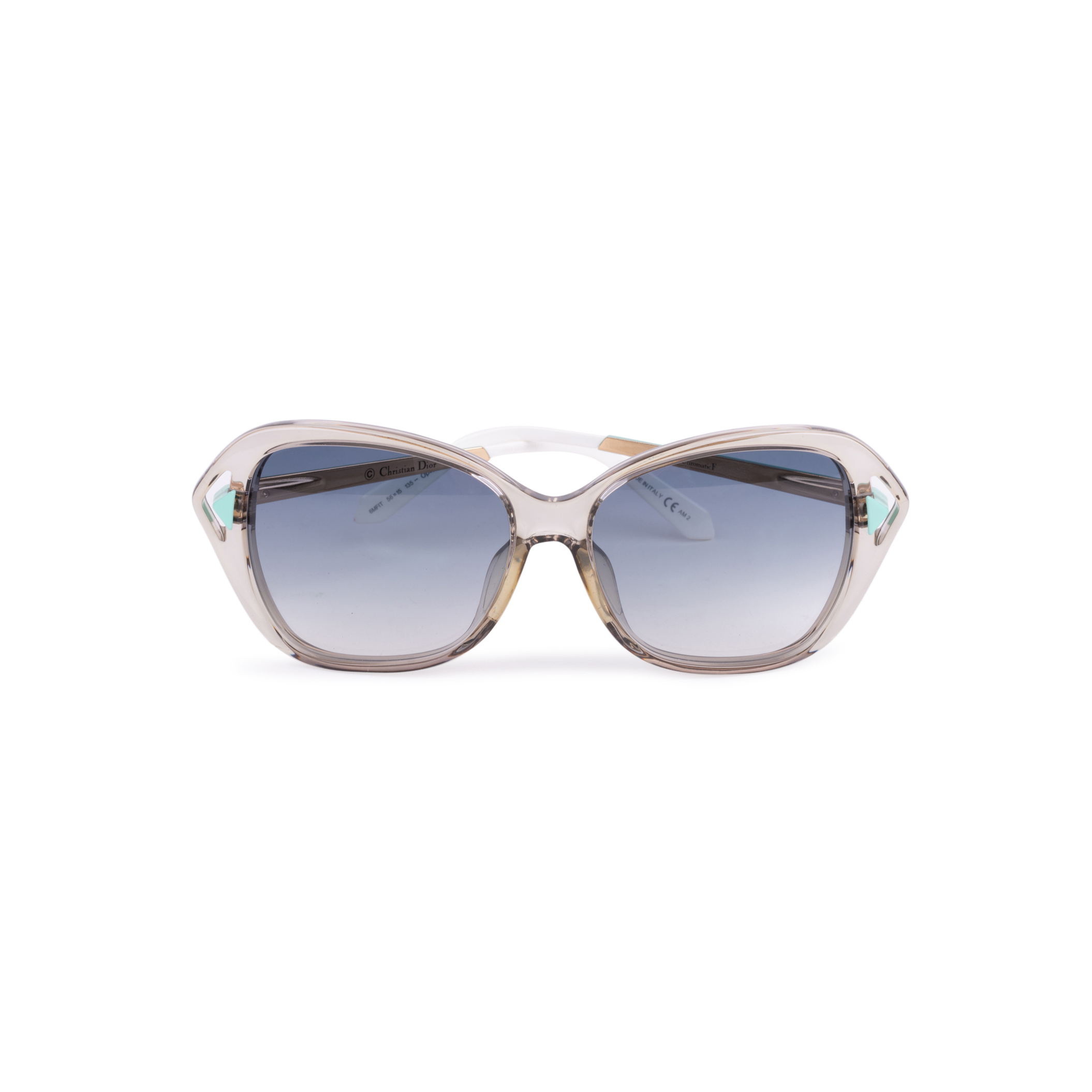 f8fe152f8577c Authentic Second Hand Christian Dior Chromatic 2 Sunglasses (PSS-200-01637)