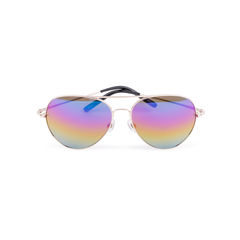 Linda Farrow x Matthew Williamson Aviator Sunglasses