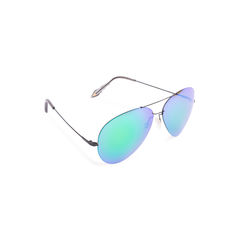 Victoria beckham feather aviator sunglasses metallic 2?1554802491