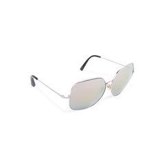 Matthew williamson oversized mirrored sunglasses 2?1554802577