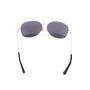 Authentic Second Hand Matthew Williamson Oversized Mirrored Sunglasses (PSS-200-01643) - Thumbnail 3