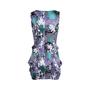 Authentic Second Hand Peter Pilotto Fall 2009 Digital Print Dress (PSS-584-00013) - Thumbnail 1