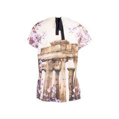 Dolce gabbana floral rome blouse 2?1554891573
