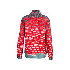 Balenciaga abstract silk blouse 2?1554891697