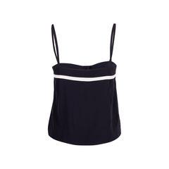 Chloe marine silk top 2?1554892141