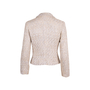 Authentic Second Hand Emporio Armani Metallic Tweed Jacket (PSS-642-00005) - Thumbnail 1