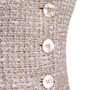 Authentic Second Hand Emporio Armani Metallic Tweed Jacket (PSS-642-00005) - Thumbnail 2
