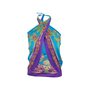 Authentic Second Hand Gianni Versace Printed Cover-Up (PSS-642-00003) - Thumbnail 0