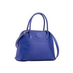 Hermes bleu electrique bolide 27 2?1554895729