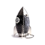 Authentic Second Hand Chanel Resin Rocket Minaudiere Bag (PSS-200-01658) - Thumbnail 2
