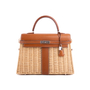 Authentic Second Hand Hermès Kelly Picnic 35 Bag (PSS-200-01652) - Thumbnail 0