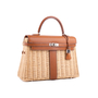 Authentic Second Hand Hermès Kelly Picnic 35 Bag (PSS-200-01652) - Thumbnail 2