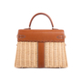 Authentic Second Hand Hermès Kelly Picnic 35 Bag (PSS-200-01652) - Thumbnail 3