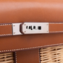Authentic Second Hand Hermès Kelly Picnic 35 Bag (PSS-200-01652) - Thumbnail 5