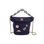 Authentic Second Hand Chanel Paris Hamburg Bucket Bag (PSS-200-01661) - Thumbnail 0