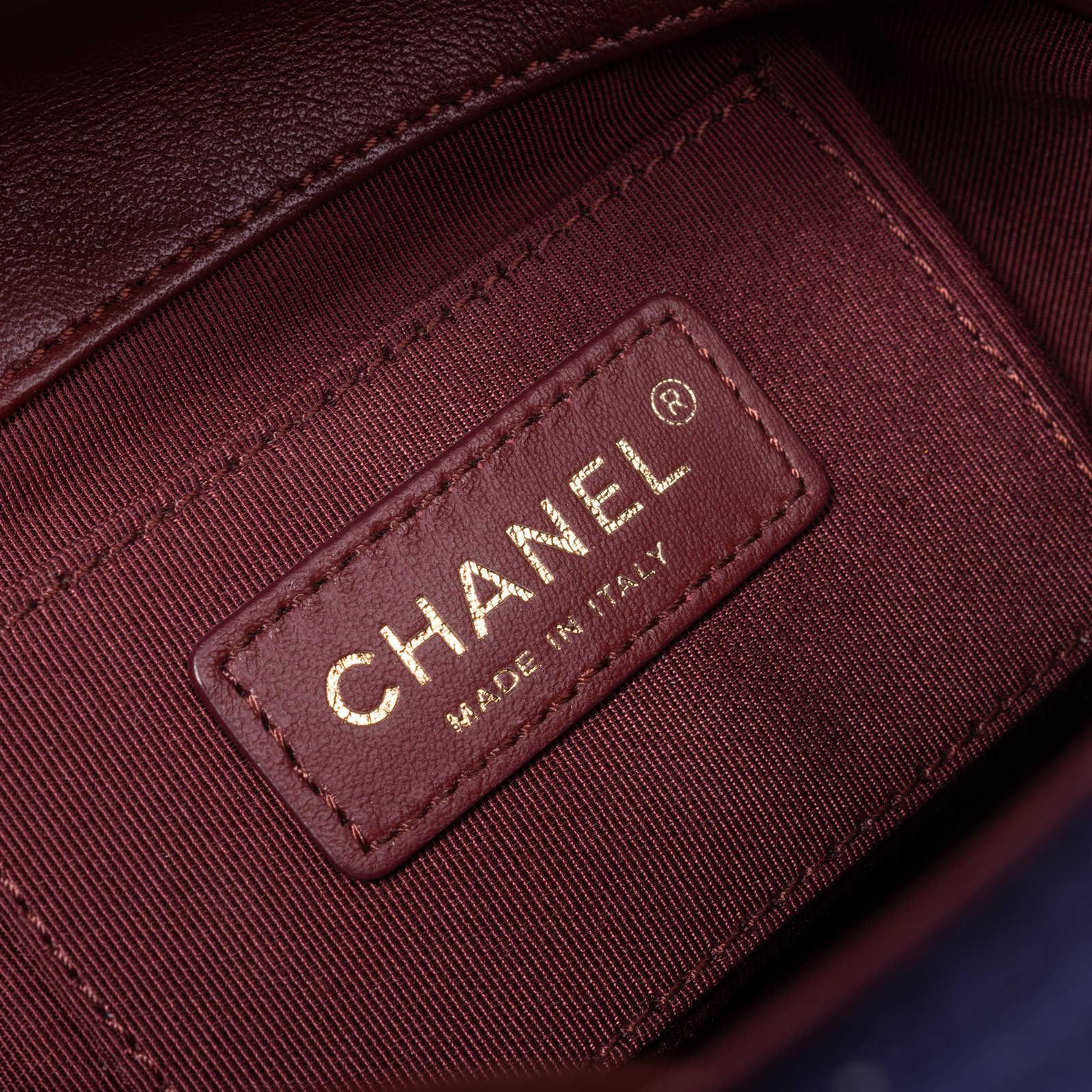 e45fba009789 ... Authentic Second Hand Chanel Paris Hamburg Bucket Bag (PSS-200-01661) -