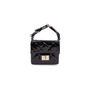 Authentic Second Hand Chanel Patent Reissue Anklet Bag (PSS-200-01662) - Thumbnail 0
