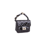 Authentic Second Hand Chanel Patent Reissue Anklet Bag (PSS-200-01662) - Thumbnail 2