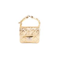 Gold Reissue Anklet Bag