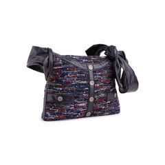 Chanel small tweed and lambskin girl bag 2?1555050737