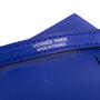 Authentic Second Hand Hermès Bleu Electrique Micro Birkin (PSS-200-01653) - Thumbnail 5
