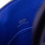 Authentic Second Hand Hermès Bleu Electrique Micro Birkin (PSS-200-01653) - Thumbnail 7