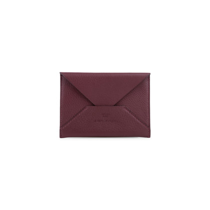 Authentic Second Hand Hermès Le Sens De L'Objet Envelope Card Case (PSS-200-01656)