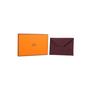 Authentic Second Hand Hermès Le Sens De L'Objet Envelope Card Case (PSS-200-01656) - Thumbnail 5