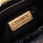 Authentic Second Hand Chanel Please Do Not Disturb Clutch Bag (PSS-200-01660) - Thumbnail 6