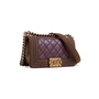 Authentic Second Hand Chanel Fall 2013 Small Boy Bag (PSS-200-01667) - Thumbnail 1