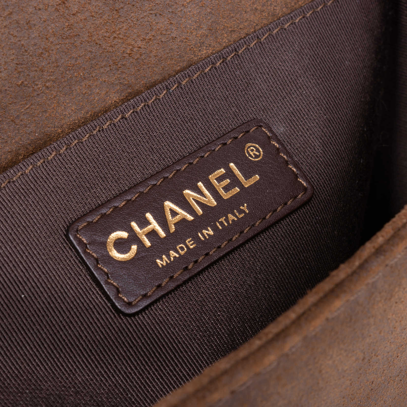 b94774411c976d ... Authentic Second Hand Chanel Fall 2013 Small Boy Bag (PSS-200-01667)