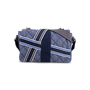 Authentic Second Hand Chanel Chanel Airlines Denim and Toile Flap Bag (PSS-200-01669) - Thumbnail 2