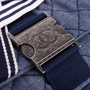 Authentic Second Hand Chanel Chanel Airlines Denim and Toile Flap Bag (PSS-200-01669) - Thumbnail 5