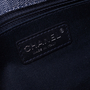 Authentic Second Hand Chanel Chanel Airlines Denim and Toile Flap Bag (PSS-200-01669) - Thumbnail 7