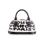Authentic Second Hand Louis Vuitton Graffiti Noir PM Bag (PSS-200-01678) - Thumbnail 2