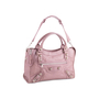 Authentic Second Hand Balenciaga Lilac Giant City Bag (PSS-445-00018) - Thumbnail 1