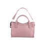 Authentic Second Hand Balenciaga Lilac Giant City Bag (PSS-445-00018) - Thumbnail 2