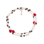 Authentic Second Hand Chanel Cruise 2014 Bead and Faux Pearl Necklace (PSS-445-00019) - Thumbnail 0