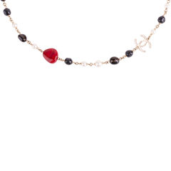 Chanel cruise 2014 bead and faux pearl necklace 2?1555295968
