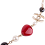 Authentic Second Hand Chanel Cruise 2014 Bead and Faux Pearl Necklace (PSS-445-00019) - Thumbnail 3