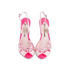 Flamingo Slingback Sandals