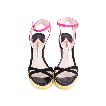 Authentic Second Hand Sophia Webster Lucita Malibu Sunset Sandals (PSS-643-00003)