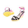 Authentic Second Hand Sophia Webster Lucita Malibu Sunset Sandals (PSS-643-00003) - Thumbnail 4