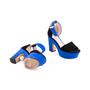 Authentic Second Hand Nicholas Kirkwood Maya Pearl Block Heel Sandals (PSS-643-00004) - Thumbnail 2