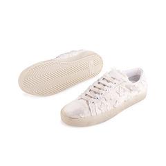 Saint laurent star applique sneakers 2?1555297203