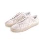 Authentic Second Hand Saint Laurent Star Appliqué Sneakers (PSS-643-00006) - Thumbnail 3