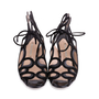 Authentic Second Hand Nicholas Kirkwood Lasercut Sandals (PSS-643-00013) - Thumbnail 0