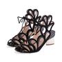 Authentic Second Hand Nicholas Kirkwood Lasercut Sandals (PSS-643-00013) - Thumbnail 3
