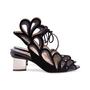 Authentic Second Hand Nicholas Kirkwood Lasercut Sandals (PSS-643-00013) - Thumbnail 4